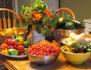 Final Fall Harvest