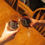 wine party 001